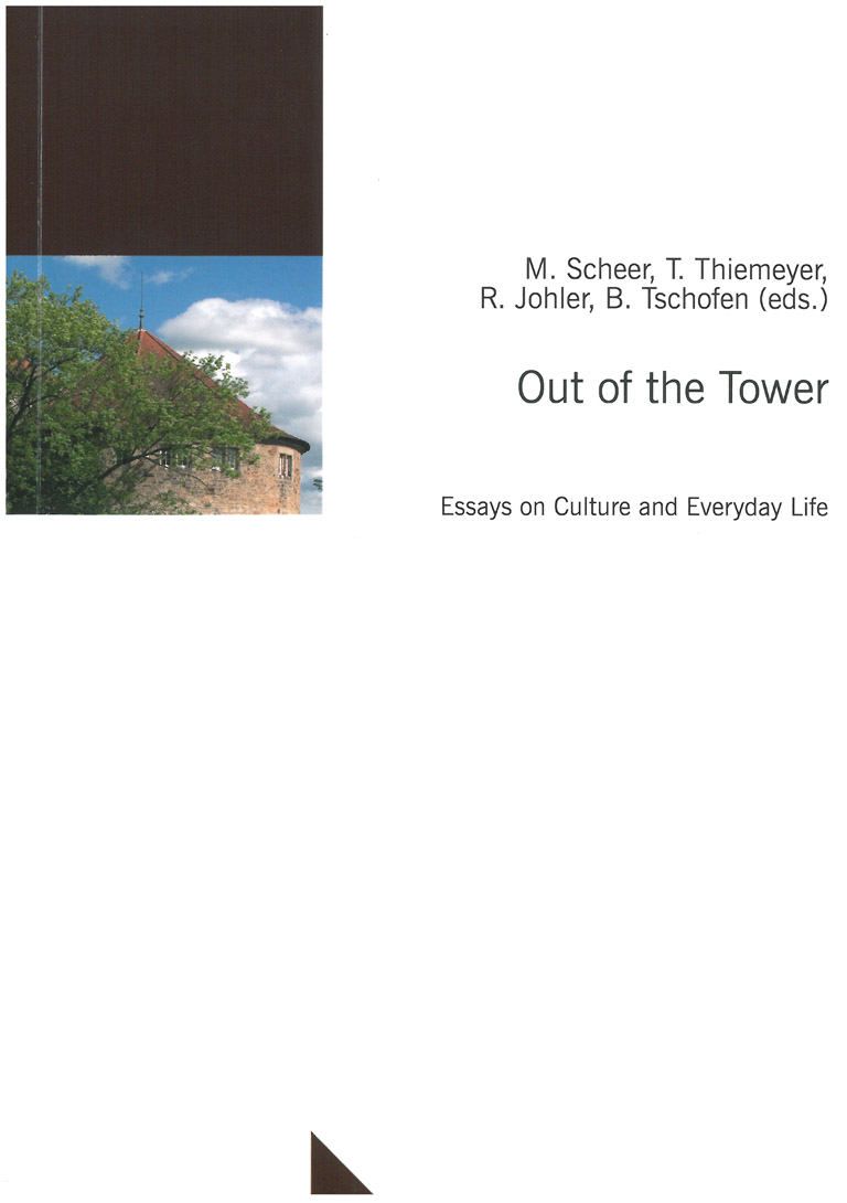 out of the tower essays on culture and everyday life tvv verlag essays on culture and everyday life tvv verlag